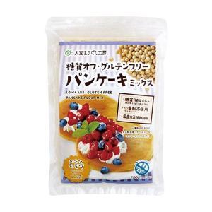 糖質オフ・グルテンフリー パンケーキミックス|waseda