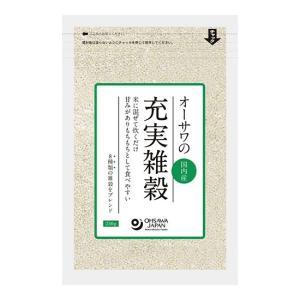 オーサワの充実雑穀(国内産)250g|waseda