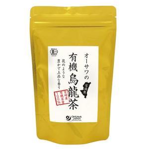 オーサワの宮崎産有機烏龍茶|waseda
