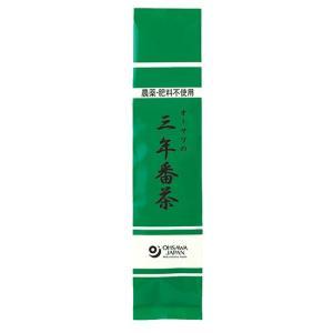 オーサワの三年番茶(小)100g|waseda