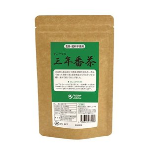 オーサワの三年番茶(ティーバッグ)|waseda