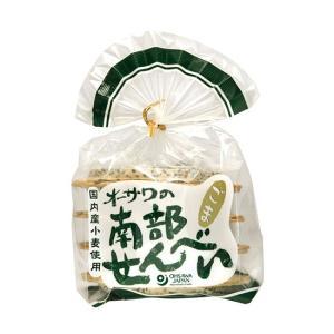 オーサワの南部せんべい(ごま)|waseda