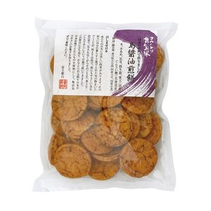 島醤油煎餅|waseda