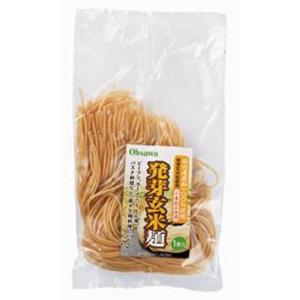 発芽玄米麺|waseda