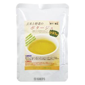 玄米と野菜のポタージュ(かぼちゃ)|waseda