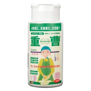 天然重曹(ボトル入り)|waseda