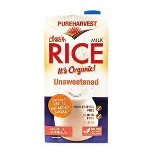 有機玄米でつくったライスミルク|waseda
