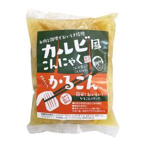 カルビ風こんにゃく(かるこん) waseda