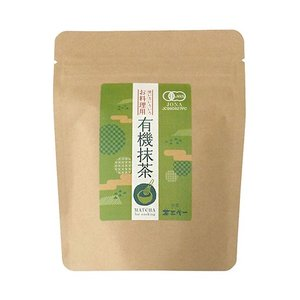 有機抹茶(お料理用)|waseda