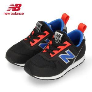 ニューバランス キッズ スニーカー new balance IT996S BK スリッポン ブラック...
