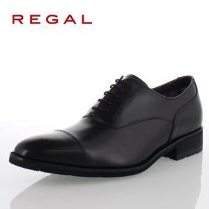 リーガル REGAL 靴 メンズ ビジネスシューズ 35HRBB ブラック ストレートチップ 内羽根...