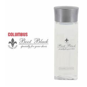 コロンブス BOOT BLACK ブートブラック シルバーライン エナメルローション 25300 80ml COLUMBUS|washington