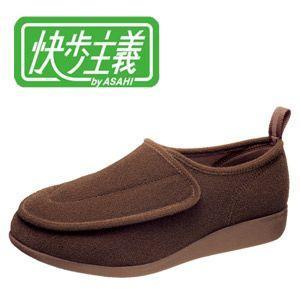 快歩主義 ASAHI 健康シューズ リハビリシューズ M003 KS19732- メンズ 靴  4E 幅広|washington