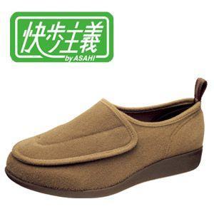 快歩主義 ASAHI 健康シューズ リハビリシューズ M003 KS19731- メンズ 靴  4E 幅広|washington