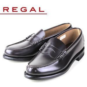 リーガル REGAL 靴 メンズ ローファー 2177AF ダークブラウン 紳士靴 2E 本革 特典B|washington