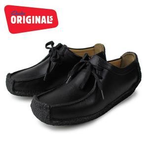 クラークス ナタリー レディース 靴 Clarks NATALIE 652-BLACK ブラック カジュアルシューズ レザー 正規品|washington