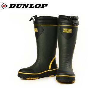 DUNLOP ダンロップ ドルマンG297 BG297 防寒 メンズ スノーブーツ 長靴 オリーブ 297|washington