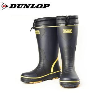 DUNLOP ダンロップ ドルマンG297 BG297 防寒 メンズ スノーブーツ 長靴 ネイビー 297|washington