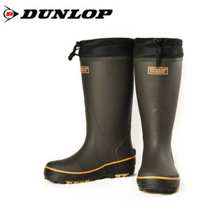 DUNLOP ダンロップ ドルマン G300 BG300 防寒 メンズ スノーブーツ 長靴 ブラウン 300|washington