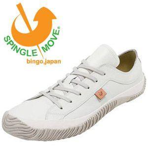 スピングルムーブ SPINGLE MOVE SPM-110 Ivory レディース メンズ スニーカー|Parade ワシントン靴店