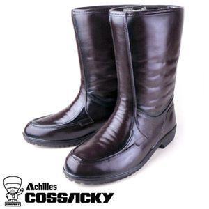 Achilles アキレス COSSACKY コザッキー G-82 メンズブーツ ウインターブーツ レインブーツ 防寒  完全防水 防滑ソール 紳士 長靴