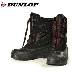 DUNLOP ダンロップ ドルマン G302 BG302 メンズ ボアブーツ ブラック 302|washington