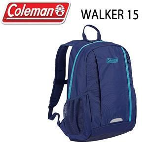 コールマン Coleman WALKER 15 2000021374 ディープブルー リュック バッグ デイバッグ|washington