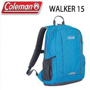 コールマン Coleman WALKER 15 2000021376 クールブルー リュック バッグ デイバッグ|washington