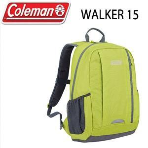 コールマン Coleman WALKER 15 2000021377 ライム リュック バッグ デイバッグ|washington