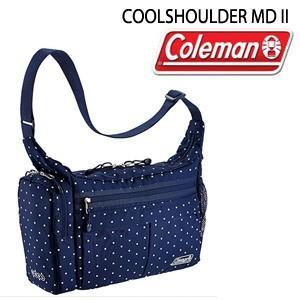 コールマン Coleman COOL SHOULDER MD2 2000021653 ネイビードット ショルダーバッグ バッグ|washington