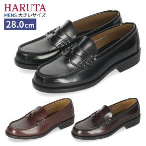 HARUTA ハルタ ローファー 6550 メンズ 靴 (28.0cm)|washington