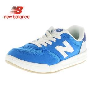 new balance ニューバランス KT 300 BLI BLP BLUE キッズ ジュニア スニーカー ブルー 着脱らくらく NB セール washington