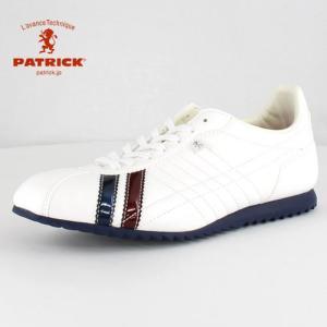 PATRICK パトリック SULLY CLN シュリー CLN ホワイト CLCN-26260 メンズ レディース スニーカー 日本製