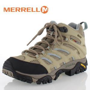 メレル MERRELL モアブ ミッド ゴアテックス MERRELL MOAB MID GORE-TEX J87318 DUNE レディース トレッキングシューズ セール washington