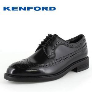 リーガルコーポレーション ケンフォード KENFORD KN35 AAJ B ブラック メンズ ビジネスシューズ ウイングチップ 紳士靴 3E