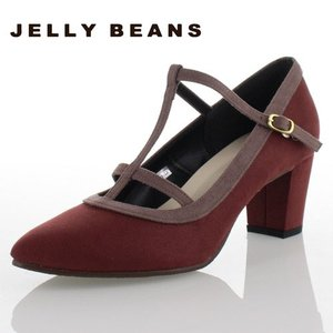 JELLY BEANS ジェリービーンズ 靴 7436 ポイ...