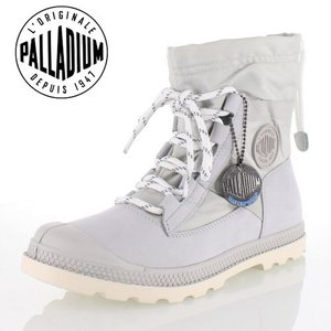 パラディウム PALLADIUM Pampa Hi Blitz LP 95169-065-M Vapor レインシューズ スニーカー  レディース ウォータープルーフ セール|washington