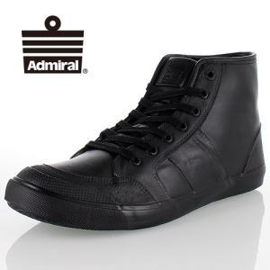Admiral アドミラル INOMER HI WP イノマーハイ SJAD1699 BLACK ブラック レインシューズ 防水 ハイカット スニーカー メンズ レディース|washington