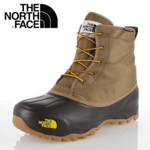 THE NORTH FACE ノースフェイス Snow Shot 6 Boot TX 2 NF51564 (B) メンズ ブーツ スノー ショット 6 ブーツ テキスタイル 2 ブラウン
