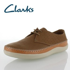 Clarks クラークス メンズ Veho Flow ビオフロウ 721E Tan  カジュアルシューズ 正規品 セール|washington