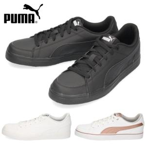 プーマ レディース スニーカー コートポイント バルク puma COURT POINT VULC ...