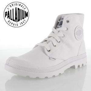PALLADIUM パラディウム 靴 02352-109-M Pampa HI WHITE/NAVY メンズ スニーカー ホワイト|washington