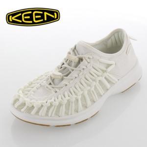 KEEN キーン UNEEK O2 ユニーク O2(オーツー) 1017059  レディース サンダル アウトドア WHITE/HARVEST GOLD ホワイト washington
