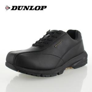 ダンロップ DUNLOP デジソールウォーキング 014 DW014 ブラック メンズ ウォーキングシューズ 4E 靴 黒 セール|washington