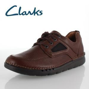 クラークス メンズ Clarks Unnature Time 830E アンネイチャータイム ブラウン カジュアルシューズ 正規品|washington