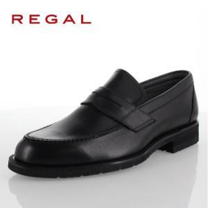 リーガル REGAL 靴 メンズ ローファー ビジネスシューズ 30NRBB ブラック  紳士靴 日...