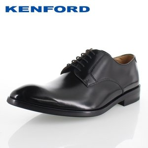 ケンフォード KENFORD KN51 ACJ ブラック メンズ ビジネスシューズ プレーントゥ 3E 紳士靴 本革|washington