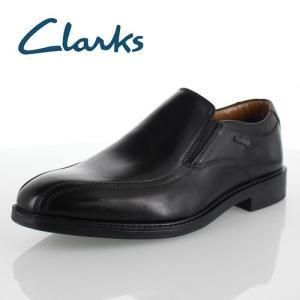 クラークス メンズ Clarks Chilver Go GTX チルバーゴーGTX 800E ビジネスシューズスリッポン 正規品 ゴアテックス 防水|washington