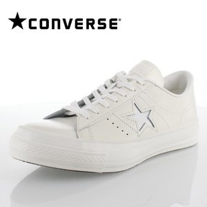 CONVERSE コンバース ONE STAR J ワンスター 46870 WHT/WHT ホワイト...