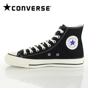 コンバース CANVAS ALL STAR J HI キャンバス オールスター J HI 01-67961 メンズ スニーカー ハイカット ブラック 黒 靴 日本製 セール|washington